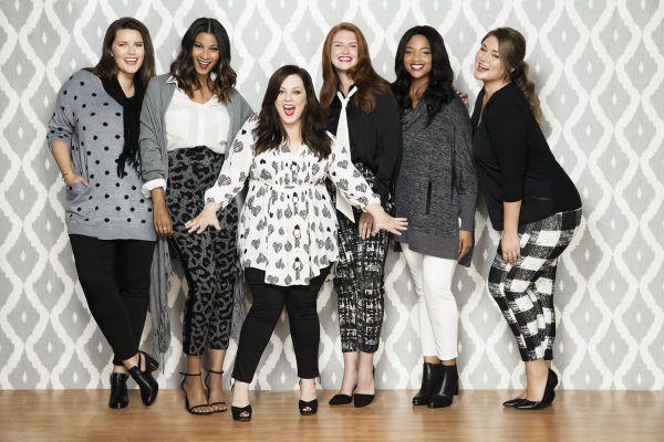 Модные советы для девушек с размером plus-size