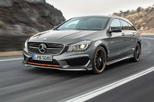 �������� Mercedes-Benz CLA Shooting Brake