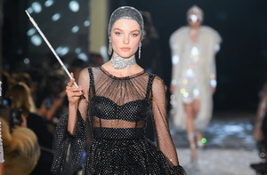 Закритий показ Dolce & Gabbana