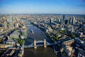аерофотографії Лондона
