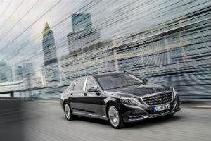 Mercedes-Maybach 2014