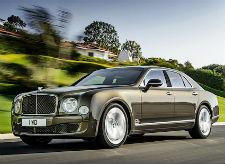Bentley ����������� ���������� ����� Mulsanne