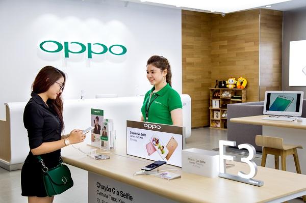 экран OPPO