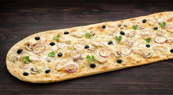 Как сделать пиццу диетической