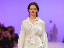 Ukrainian Fashion Week: �������� ���� �� Serebrova