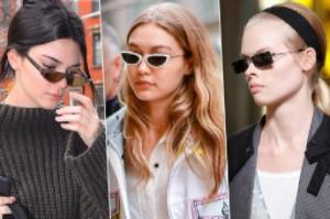 Вузькі окуляри