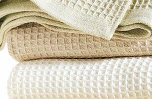 Вафельна тканина