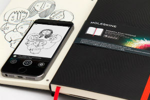 Smart Notebook �� Moleskine