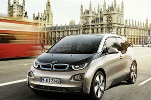 BMW i3 - ������� ��������� ����
