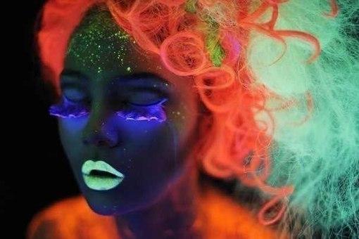 светящиеся краски