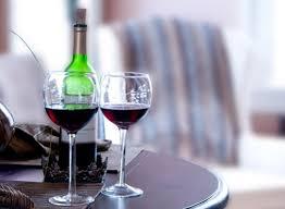 Красное вино – изысканность в бокале