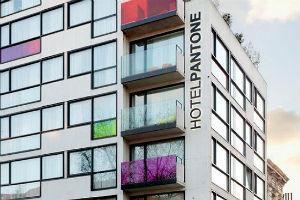 Pantone Hotel у Брюсселі