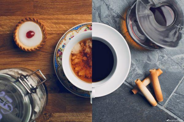 Кава чи чай