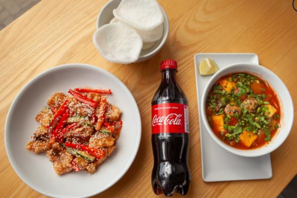 китайская еда. Киев