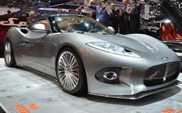 Тріумфатор Женеви - суперкар Spyker B6 Venator