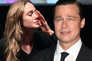 Бред Пітт і Анджеліна Джолі