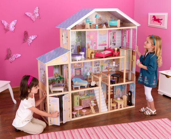 Всё для кукол барби своими руками мебель