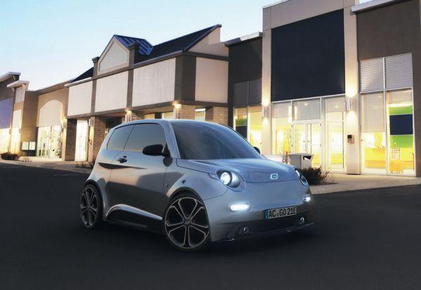 У Німеччині створили ідеальне авто для міста