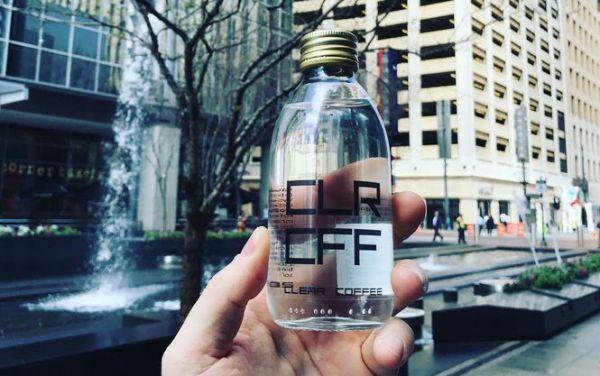Новий фуд-тренд в Instagram - прозора кава