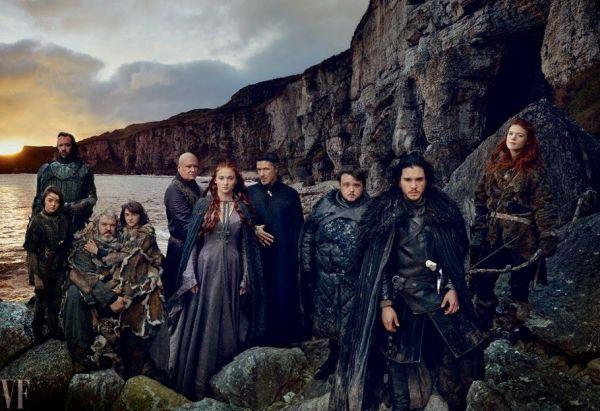 Офіційно оголошена дата виходу шостого сезону «Гри престолів»