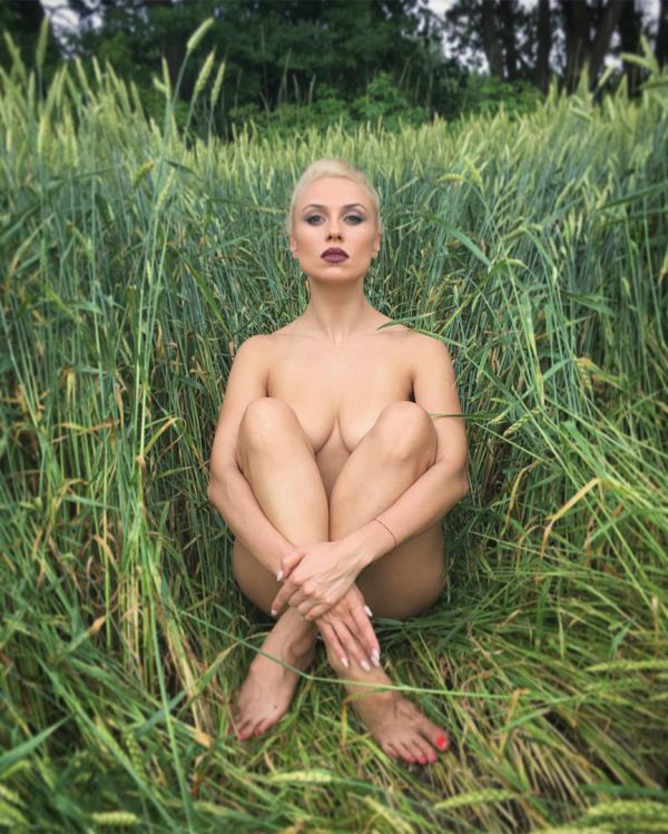 Фото украинских певиц голые