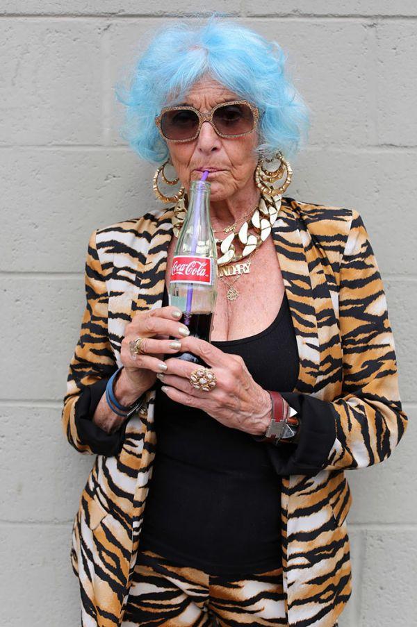 Вік - це тільки цифра: 25 образів найбільш стильних дідусів і бабусь