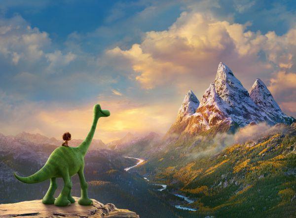 В сети появились кадры нового мультфильма Pixar