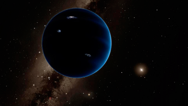 Американські астрономи знайшли вСонячній системі загадкову дев'яту планету