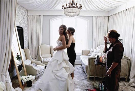 Вилья и его свадьба
